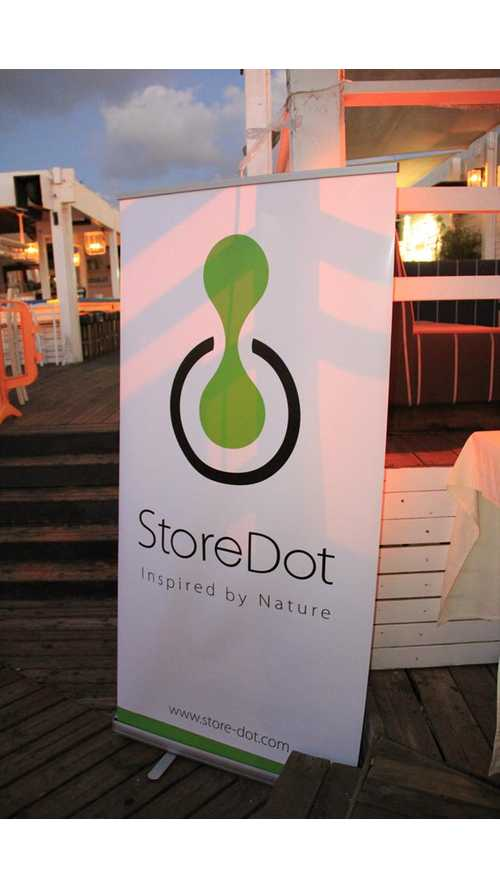 StoreDot Shows EV Battery That Charges In 5 Minutes - videos