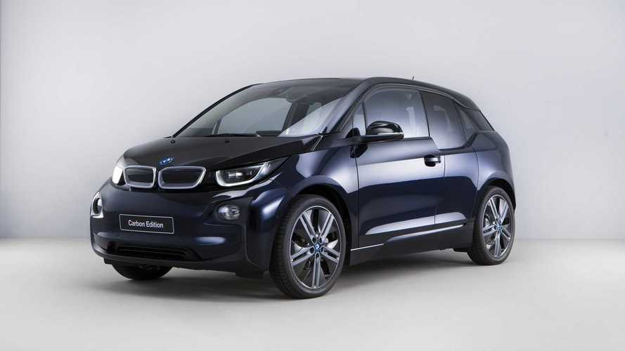 BMW i3 Carbon Edition Launches