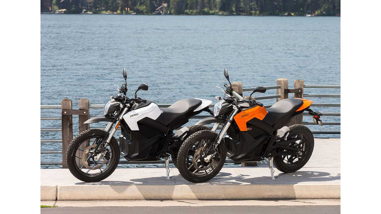 UK Launches £1,500 Plug-In Grant For Electric Motorcycles