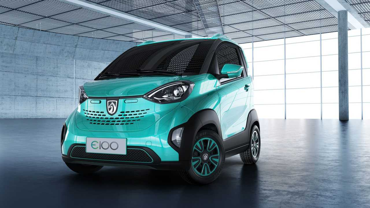 $7,300 Baojun E100 EV Now Available In More Cities