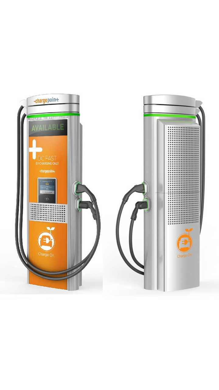 ChargePoint Express Plus Debuts: Offers Industry High 400 kW DC Fast Charging