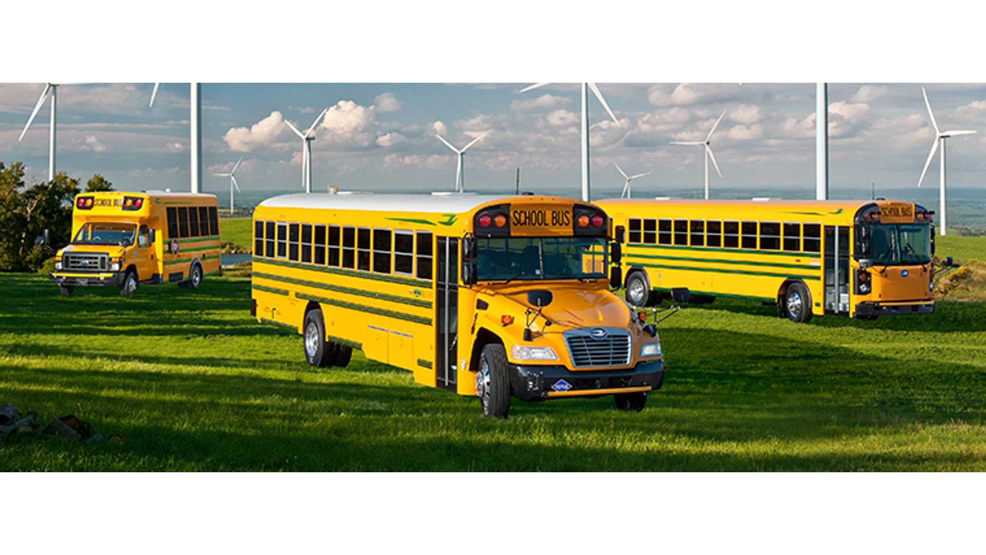 New V2G Electric School Bus Project Part Of $18 Million Plug