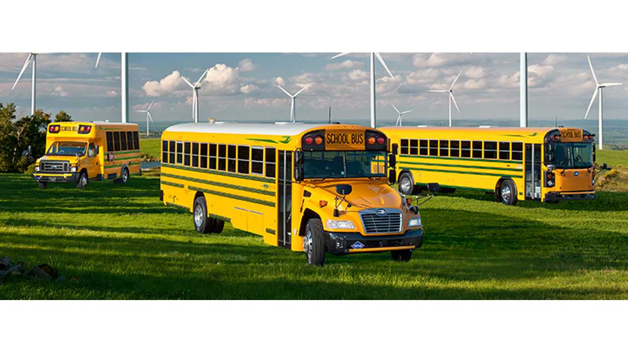 New V2G Electric School Bus Project Part Of $18 Million Plug-In Push From DoE