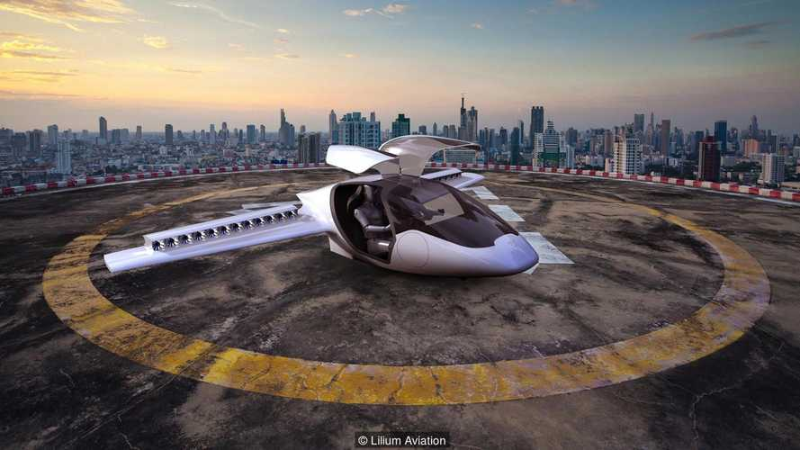 First Personal VTOL Flight Vehicle By 2018, And Its Electric (video)