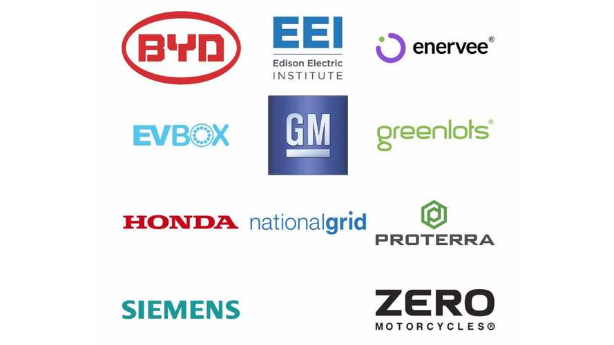 General Motors, Honda & Others Sign U.S. Electrification Accord