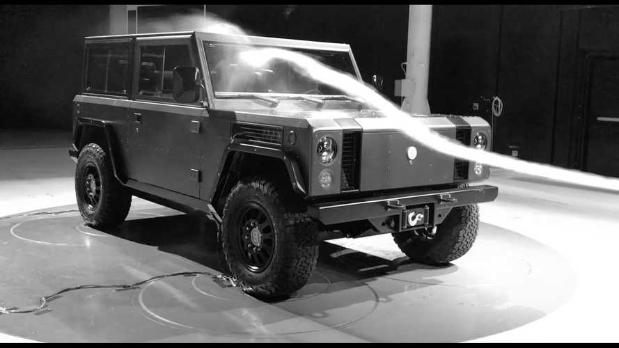 Bollinger B1 Electric Truck Gets a Nose Job