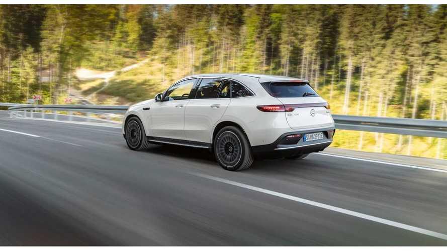 Auto elettrica e CO2, analisi Mercedes sull'intero ciclo vita di una EQC