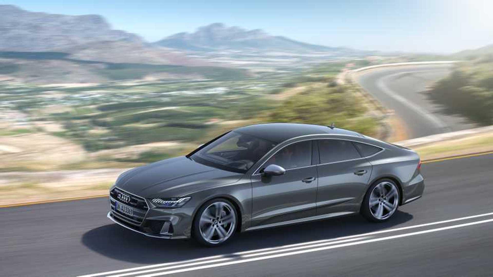 2020 Audi S7 Sportback Costs $10,000 More Than S6 Sedan