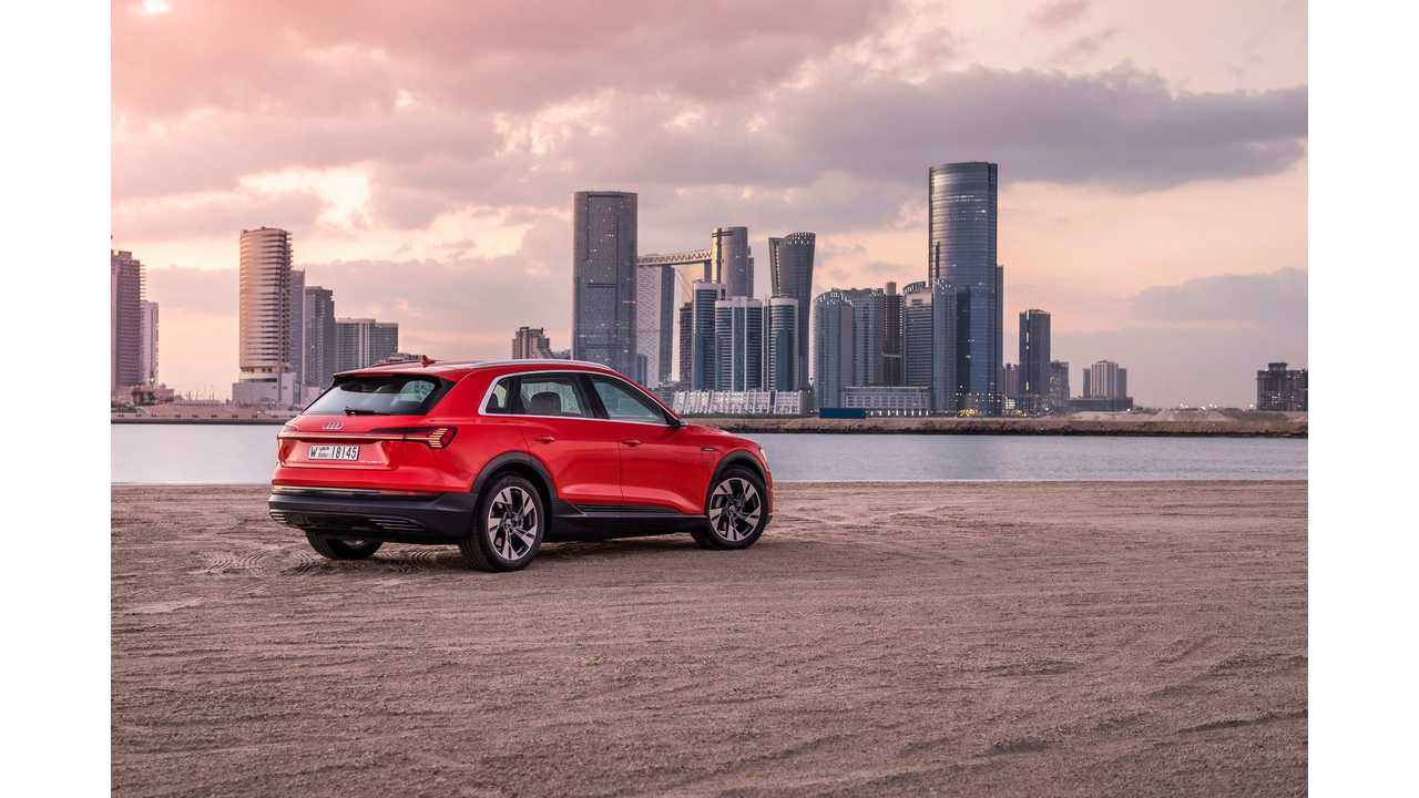 New Smaller Audi e-Tron SUV Expected To Be Unveiled in Geneva