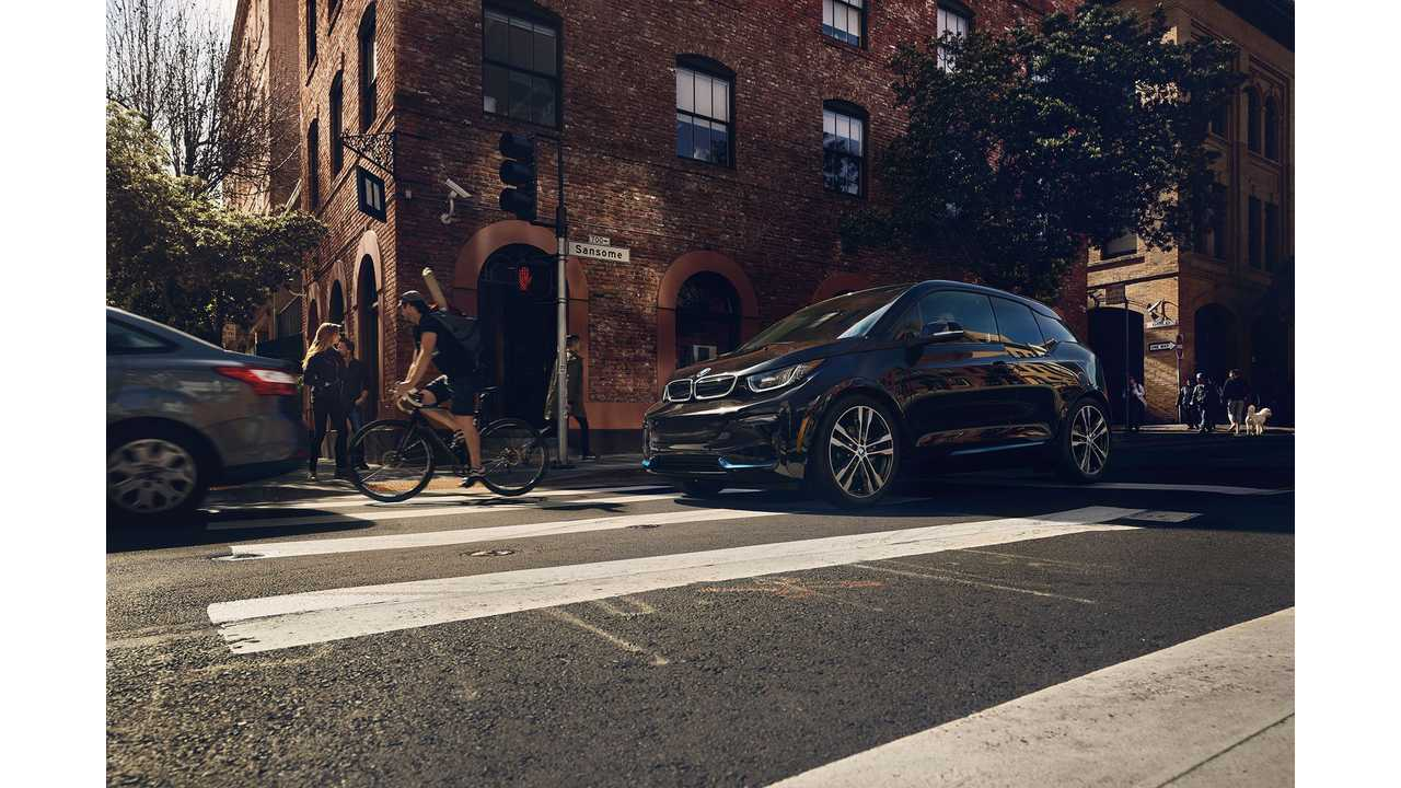Upcoming BMW i3 120Ah Rumored To Go 350 KM (217 Miles) Per Charge