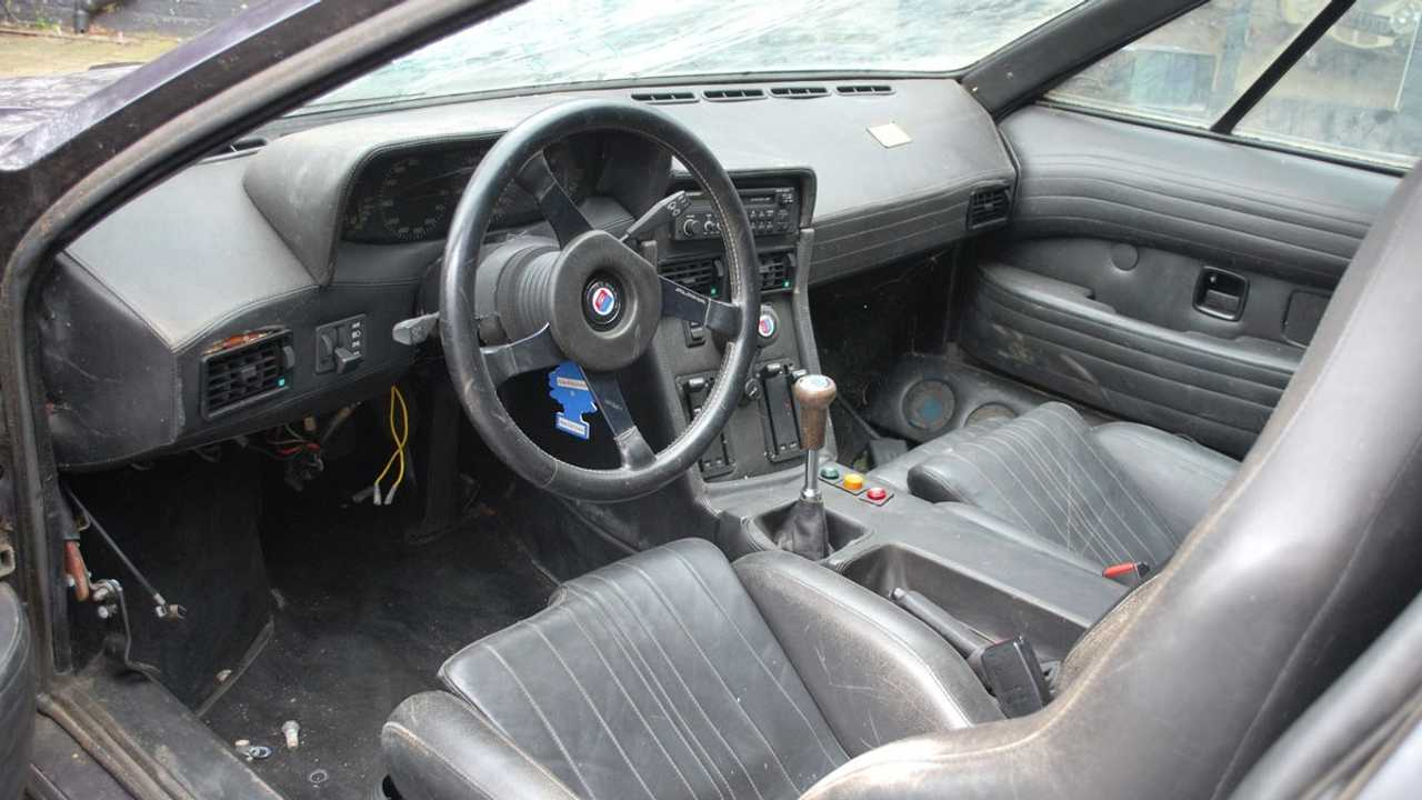 1979 BMW M1 World Land Speed Record