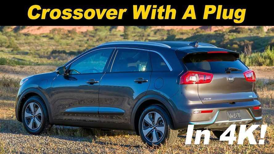 See Alex On Autos Review Of Kia Niro Plug-In Hybrid