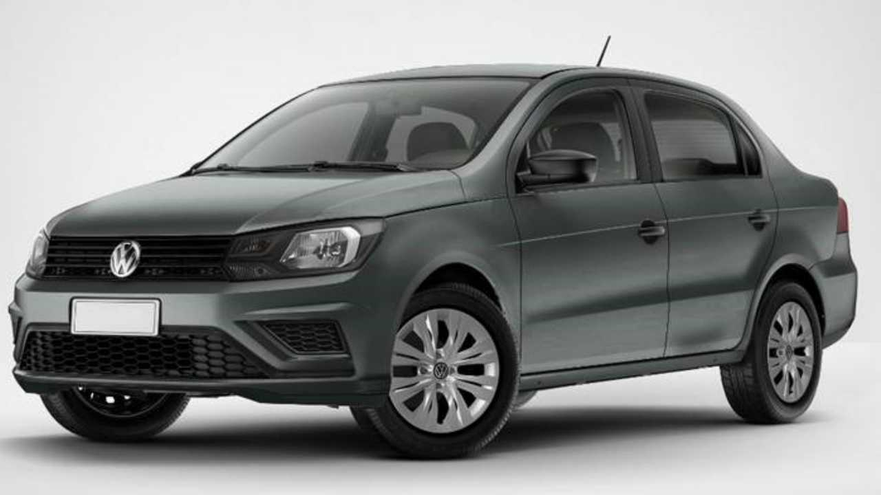 Volkswagen Gol, Saveiro e Voyage 2020