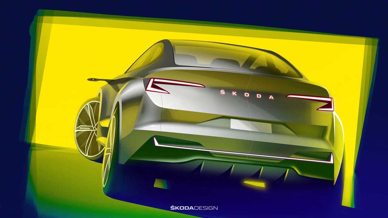 Škoda Vision iV Electric Car Rated At 311 Miles Of WLTP Range