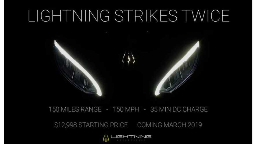 Is This The Last Lightning Strike Teaser Before The Launch?
