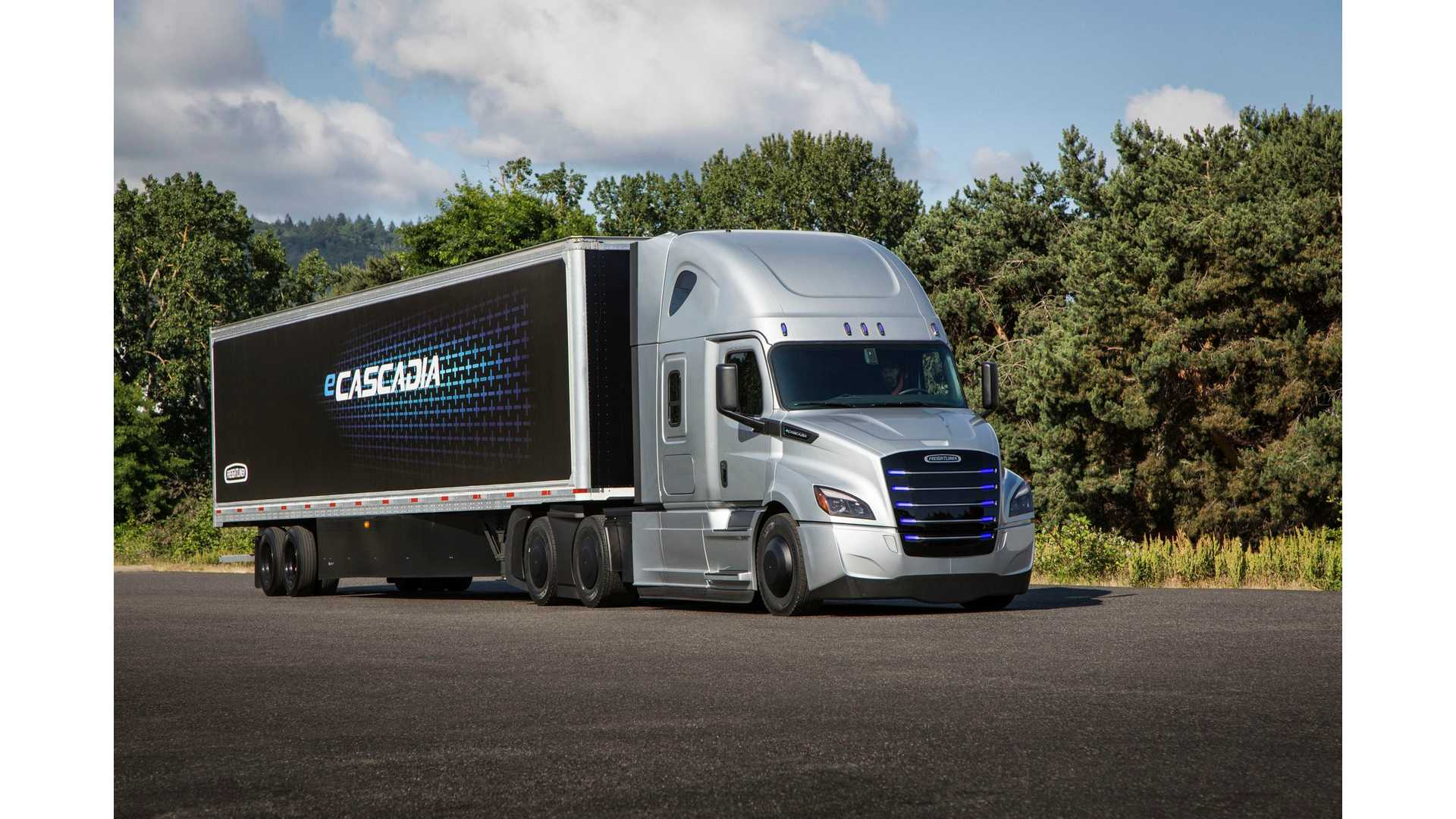West Coast Power Providers Explore Charging For Trucks Along I-5