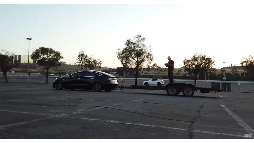 Is The Tesla Model 3 Actually Equipped To Tow?