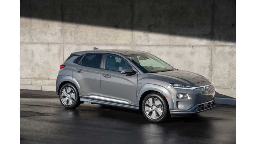 Hyundai Kona Electric Is U.S' Cheapest EV Per Mile Of Range