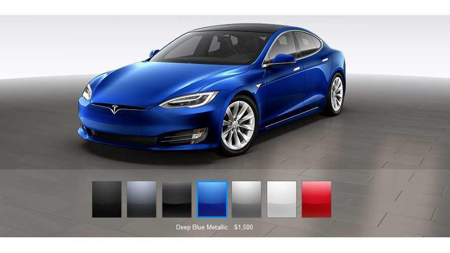 Watch As Tesla Model S Enters Paint Process