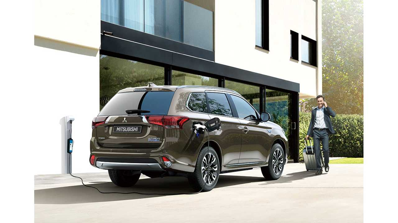 Mitsubishi Missed Opportunity To Sell In US Over 10,000 Outlander PHEVs Annually