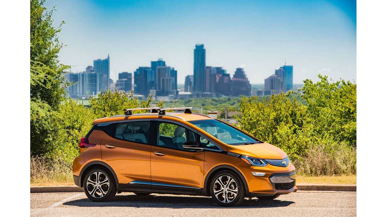 Autoweek Says Chevy Bolt Is Arguably Best Electric Car On Market