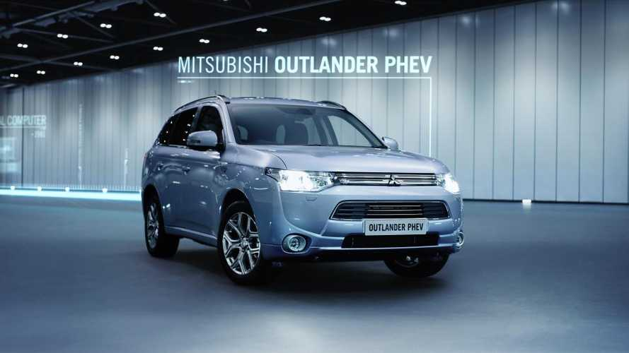 Mitsubishi Outlander PHEV Review From Dublin