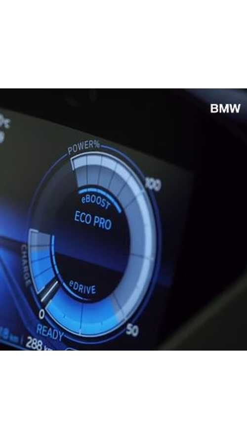BMW i8 - Electric Driving - Video