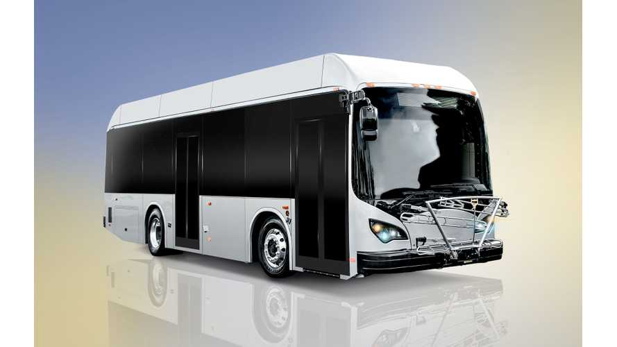 BYD Receives US Orders For Electric Buses From Link Transit And SolTrans