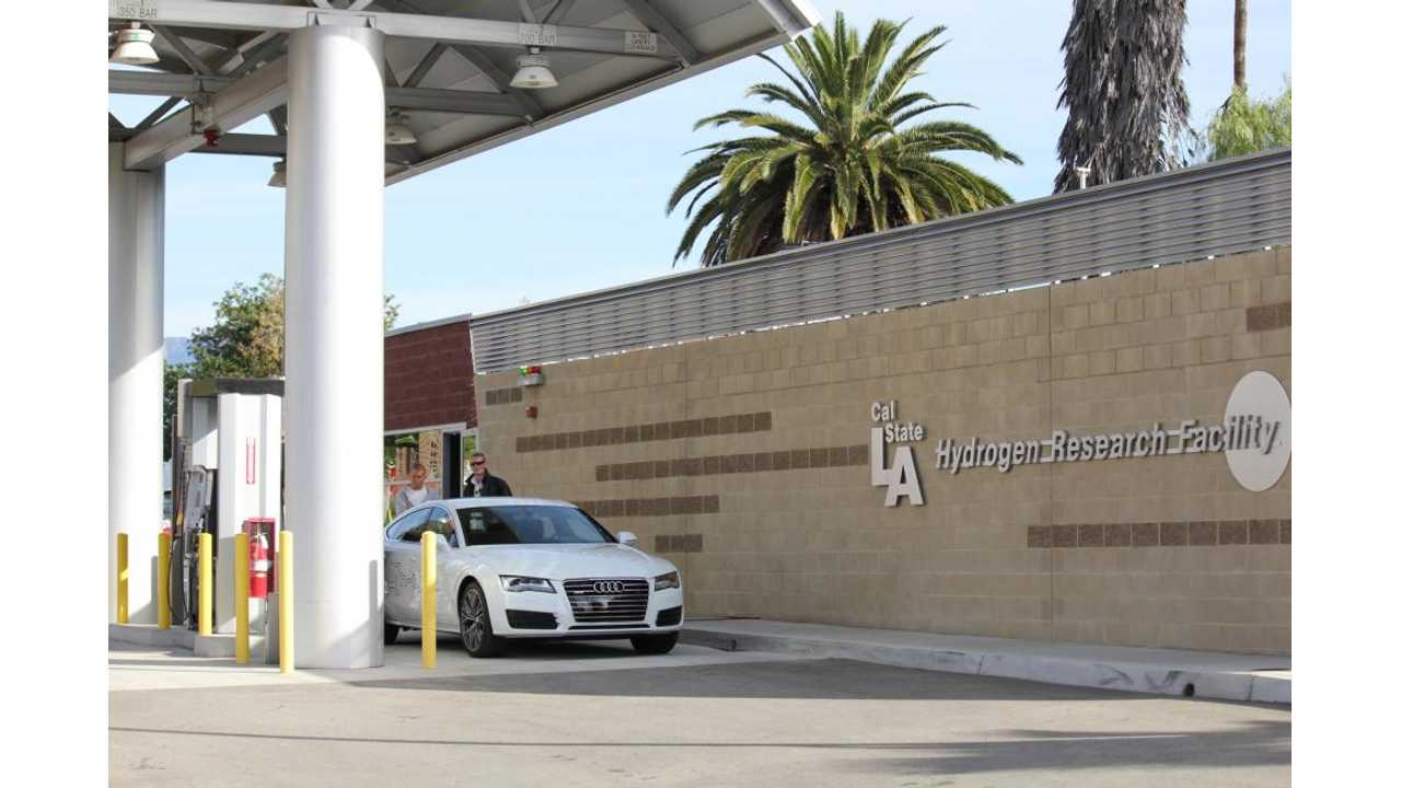 California Gets Its First Hydrogen Station That Can Actually Sell Fuel