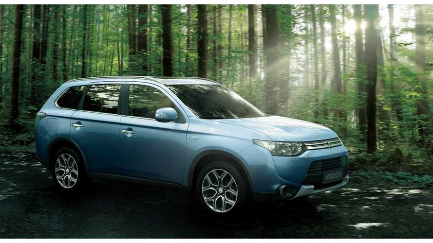 Mitsubishi Outlander PHEV To Go On Sale In Russia This Month
