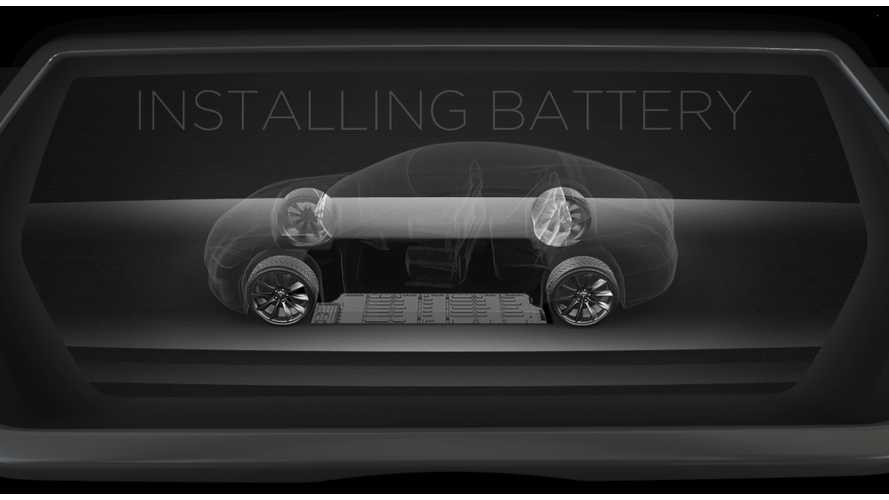 First Tesla Battery Swapping Station Expected To Be Online This December