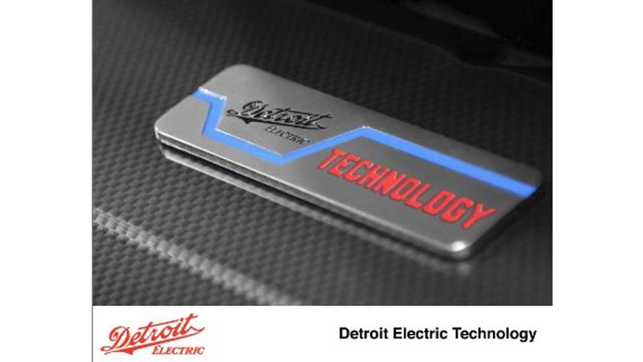 Why Detroit Electric Should Lose Its Trademarked