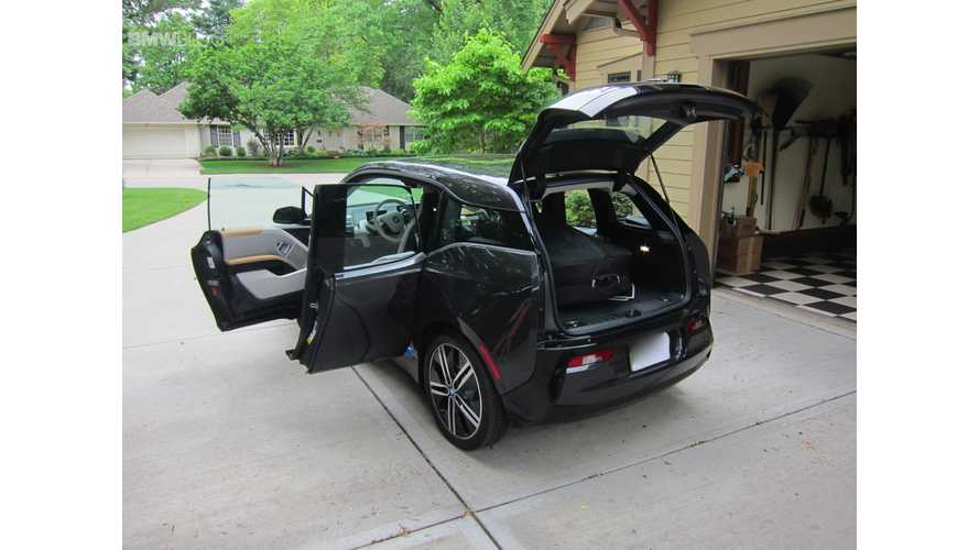 BMW i3: Can I Fit My Bass In The Boot?