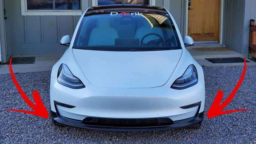 How Can You Easily Modify A Tesla Model 3 To Improve Range? Video