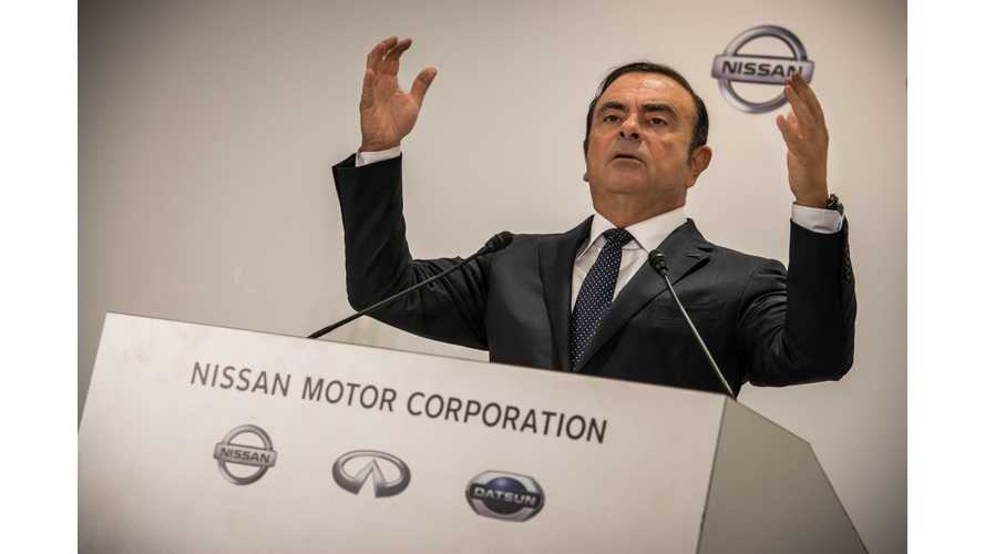 Carlos Ghosn: I Have Been Wrongly Accused And Unfairly Detained