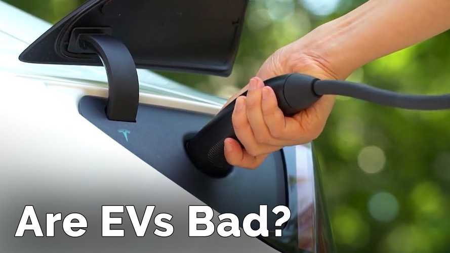 Investigating Electric Car Myths & Facts: Video
