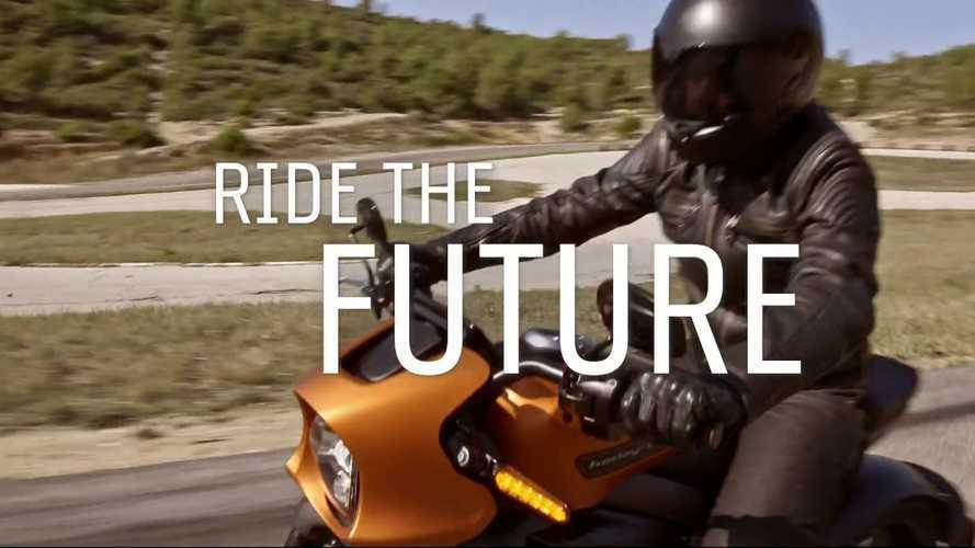 2019 Harley-Davidson LiveWire: Everything We Know