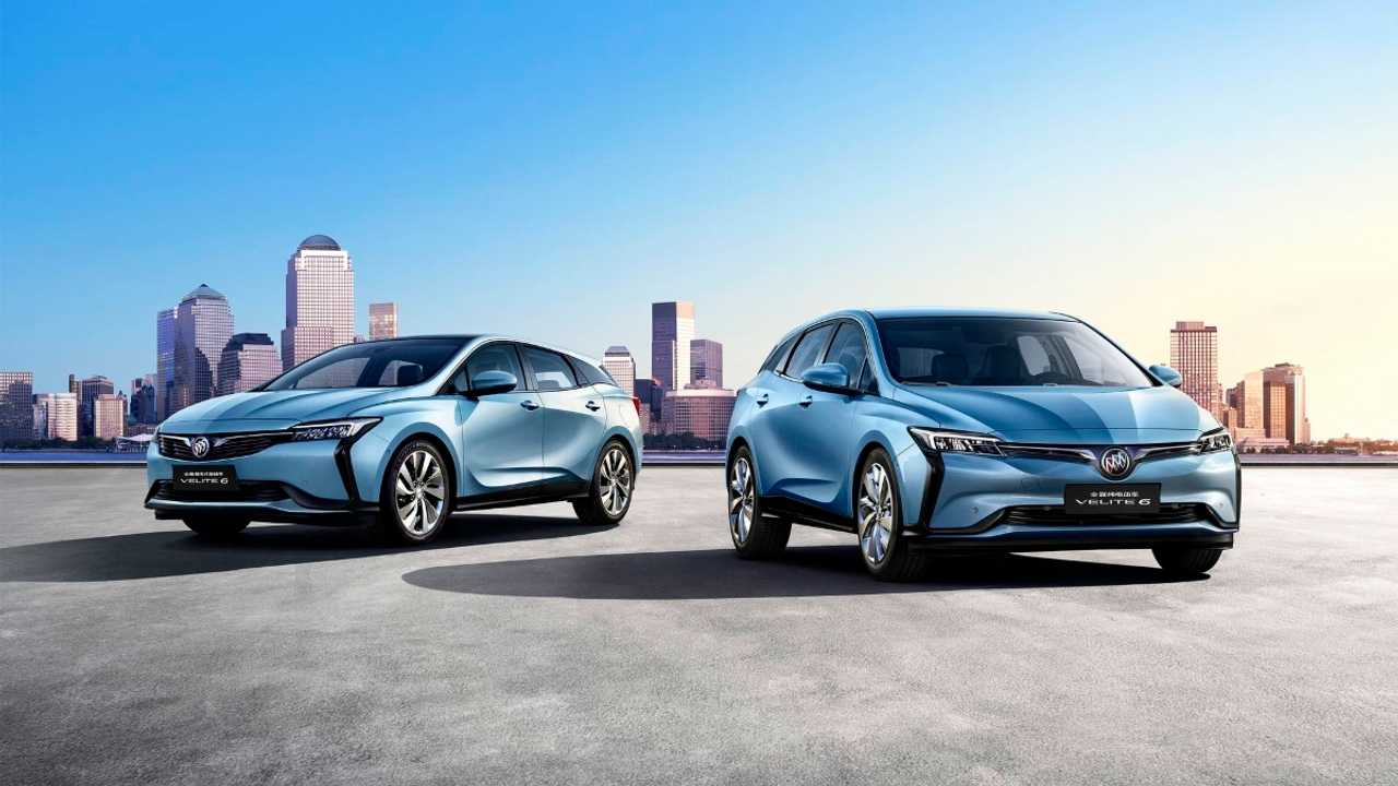 Buick To Launch New High-Volume BEV & PHEV In China