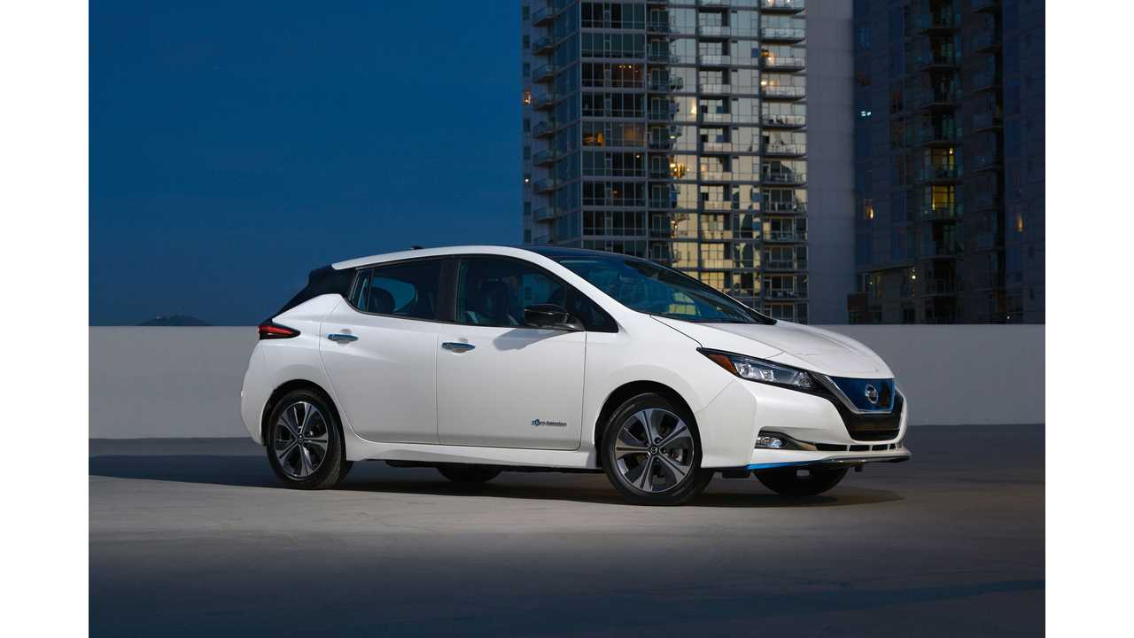 Nissan Announces LEAF e+ Prices For Europe And Japan