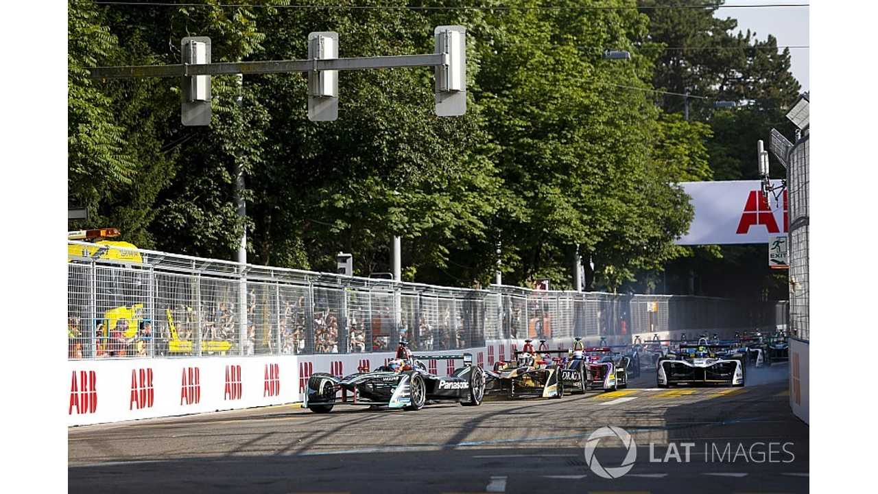 Racing Made Epic Return To Switzerland In Form Of Formula E E-Prix