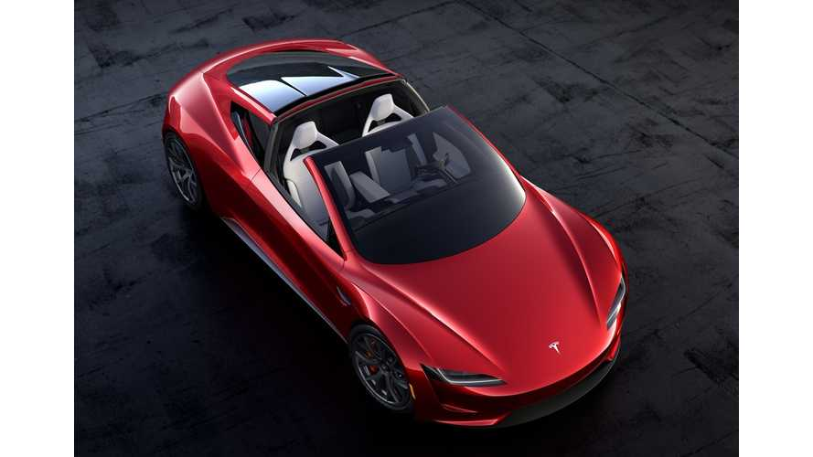 Next-Gen Tesla Roadster To Be Hard Top Convertible - Not Targa From Reveal?