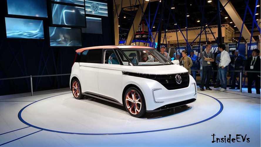 Volkswagen Claims It Has Distinct Advantages Over Apple In Autonomous Electric Car Race