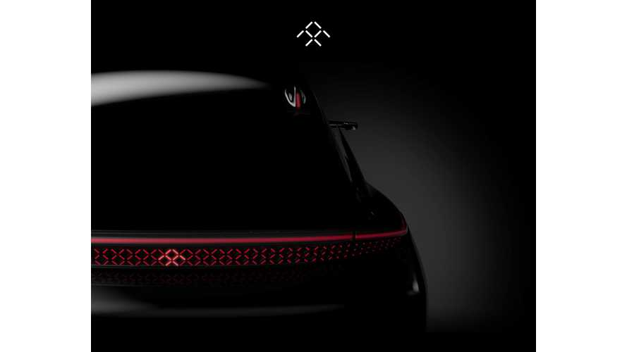 Another Day, Another Faraday Future Upcoming Production EV Teaser