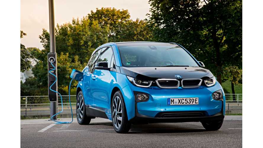 2017 BMW i3 94 Ah Gets Official EPA Ratings - 114 Miles Combined