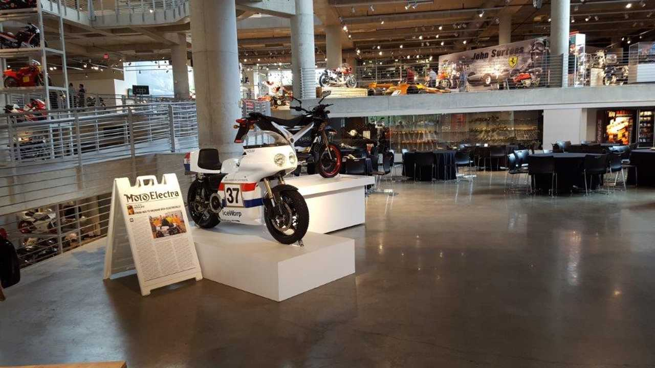 MotoElectra Featured at Barber Motorsports Museum
