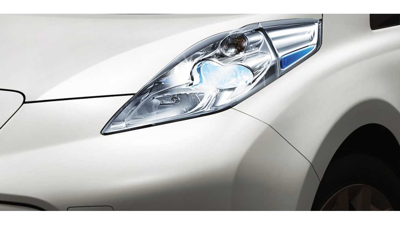 Nissan LEAF LEAF Headlight Assembly