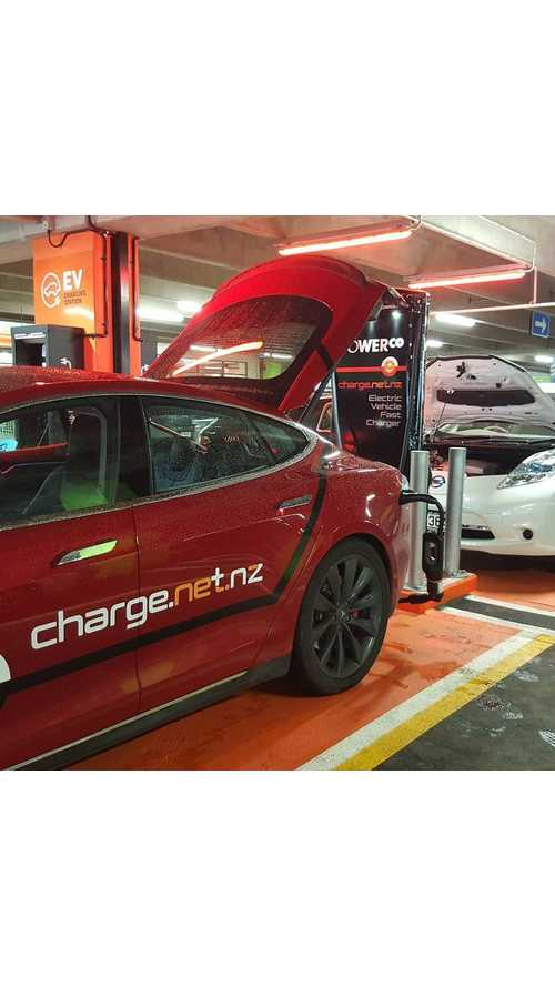 BMW To Expand The DC Fast Charging Network In New Zealand