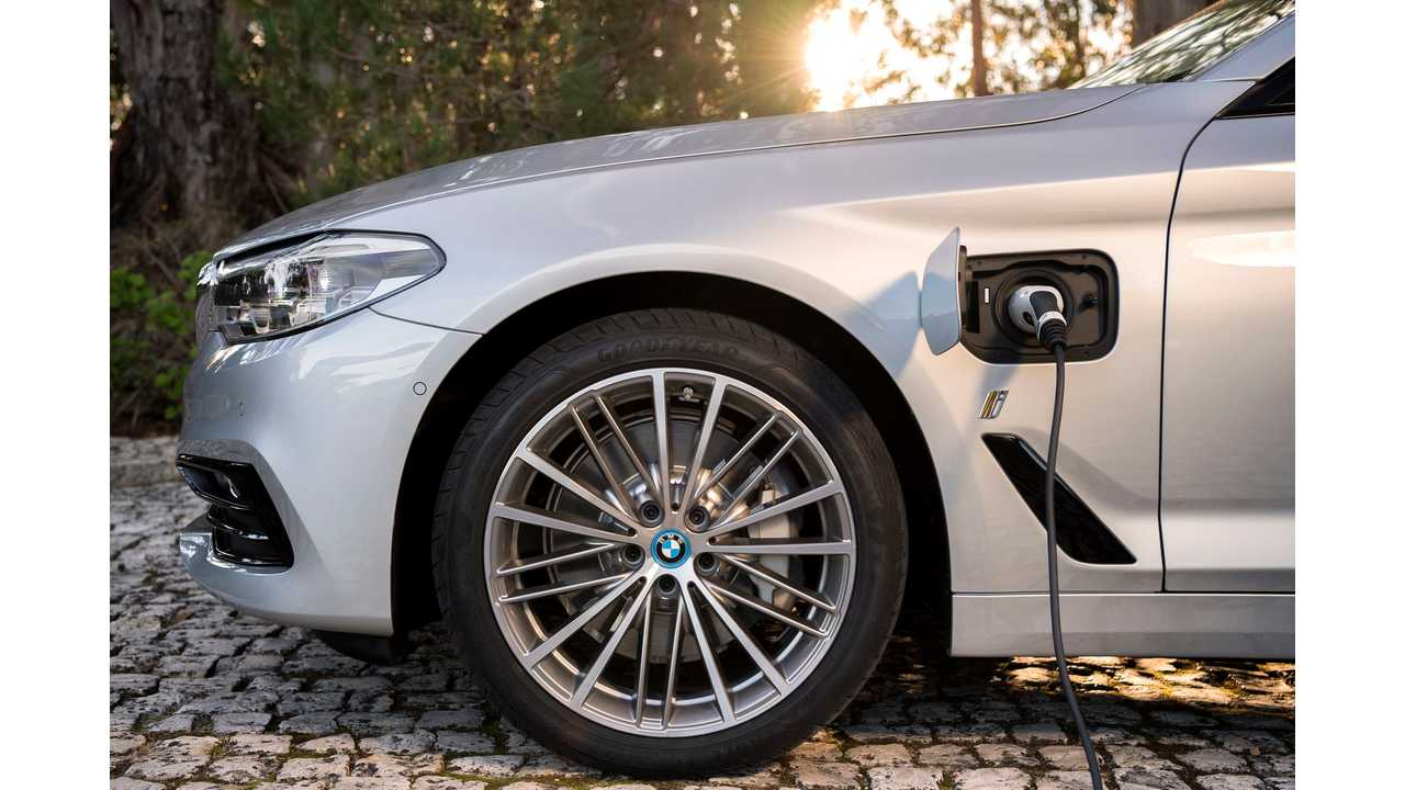 BMW 530e Priced From $51,400 In US, Best Value In Its 5-Series Lineup