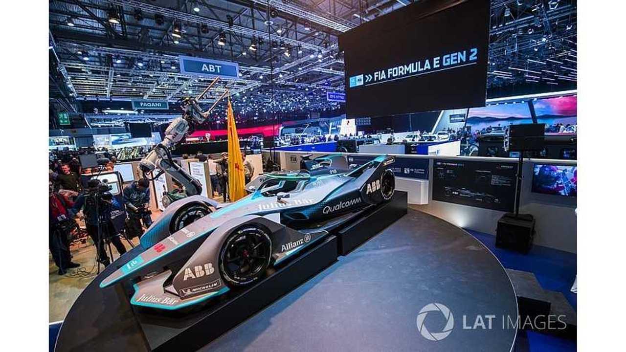 Nelson Piquet Jr. - New Formula E Car Will Shake Things Up
