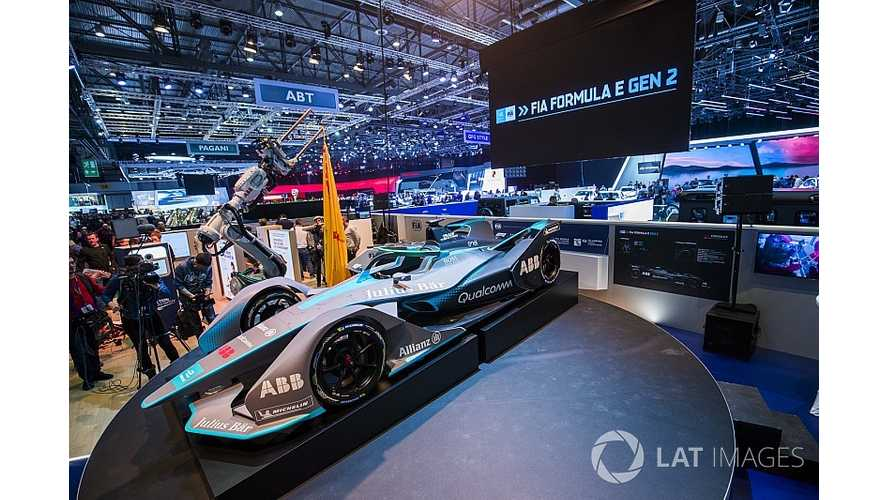 Nelson Piquet Jr. - New Formula E Car Will Shake Things Up